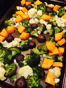 Roasted Veggies | rashon