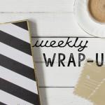 Weekly Wrap-Up | rashon