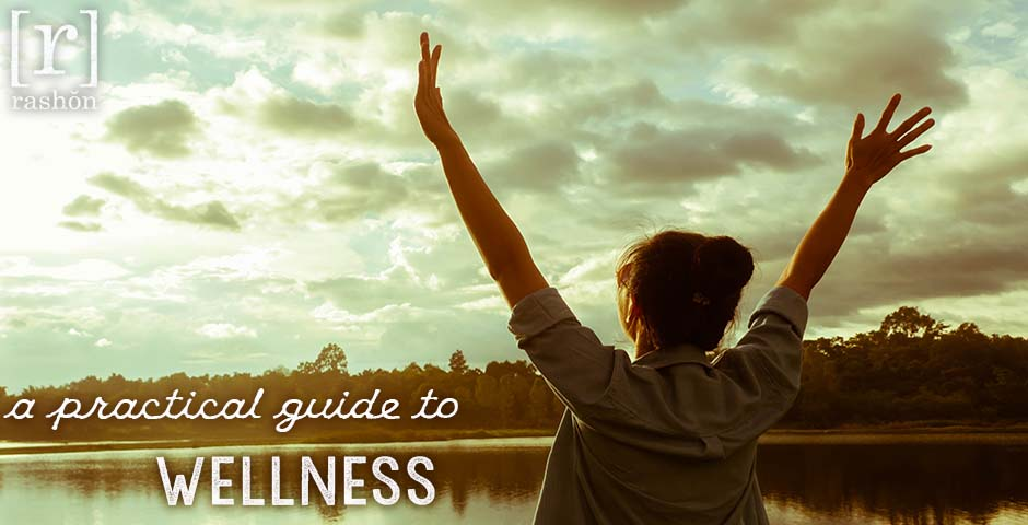 rashon | A Practical Guide to Wellness