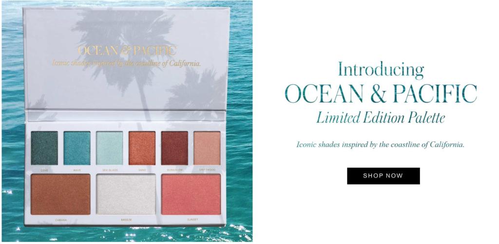 rashon | Beautycounter Ocean & Pacific Palette