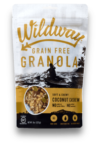 rashon | Wildway Granola