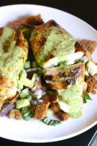 Green Goodness Chicken | predominantly paleo